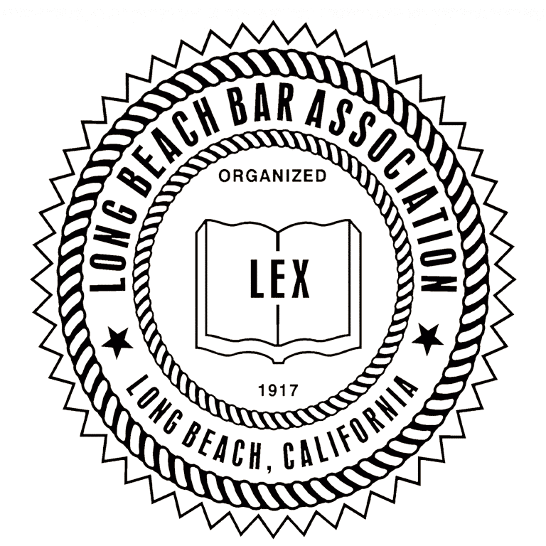 Seal of Long Beach Bar Association