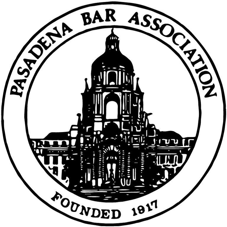 Seal of Pasadena Bar Association
