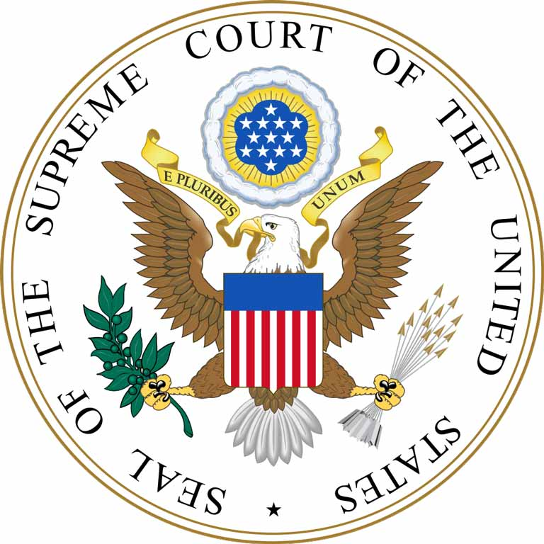 Seal of the Supreme Court of the United States