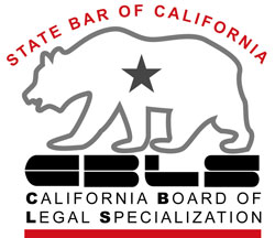 California Bar Certified Specialist
